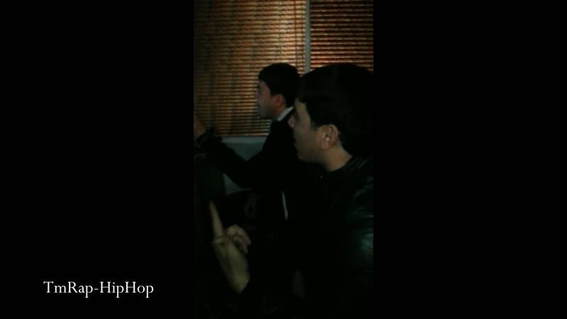 Tiesh ft A.Robi-Men Dolondym (TmRap-HipHop)