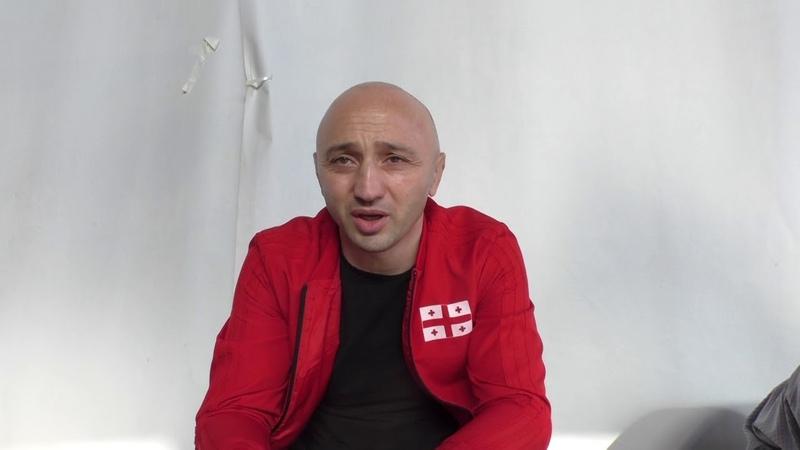 Команда Грузии на М/Т Аланы!