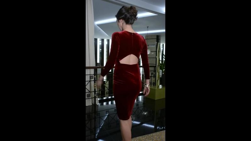 Платье А850