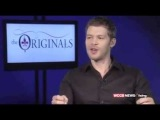 The Originals Actor Joseph Morgan on His Character Klaus