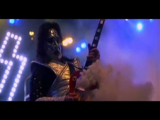 KISS - Detroit Rock City - Scene from DRC 1999 movie