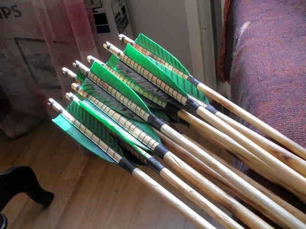 Изготовление своими руками стрел для арбалета