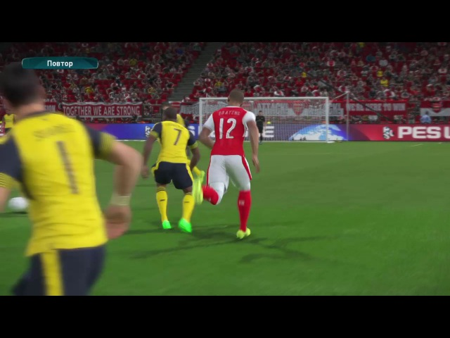 Crazy solo goal with manual shot finish by Jerome Boateng