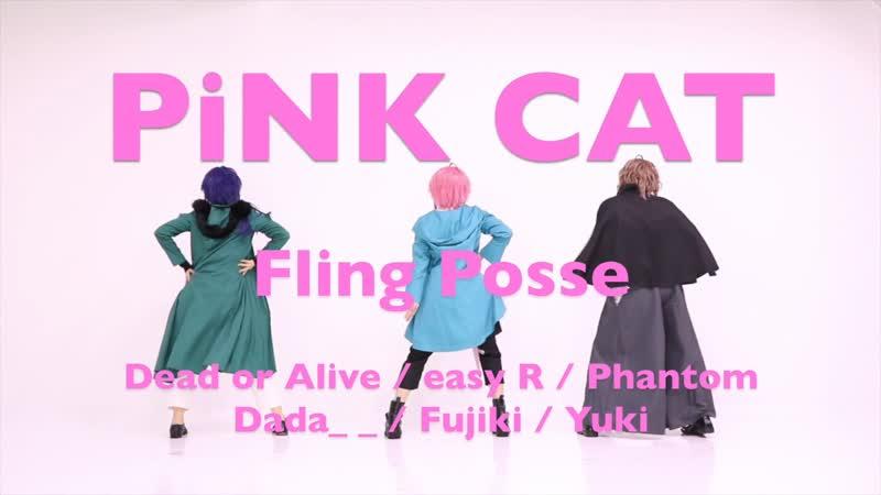 【ヒプノシスマイク】PiNK CAT 踊ってみた【Fling Posse】 sm34007833