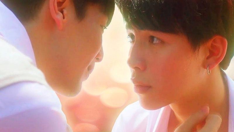 Гей реклама KA Sunscreen солнцезащитного крема || Милый азиатский лгбт рекламный ролик || BL || Яой
