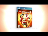 LEGO The Incredibles - Crimewaves Gameplay Trailer ¦ PS4