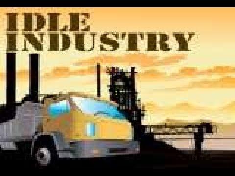 Прохождение игры Idle Industry