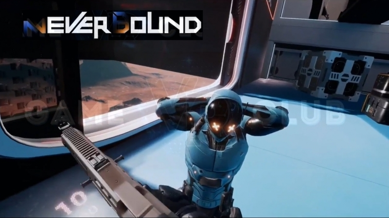 PSVR NeverBound A new perspective on combat VR GAMECLUB Хабаровск
