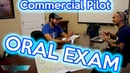 Commercial Pilot Oral Exam FAA Checkride Prep