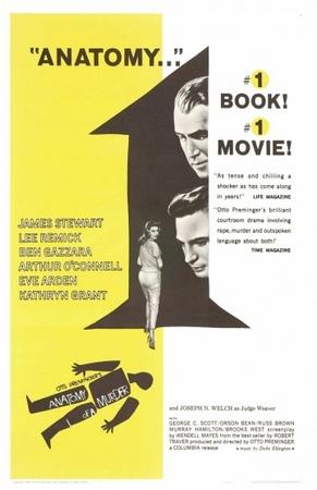 Анатомия убийства (1959) — КиноПоиск