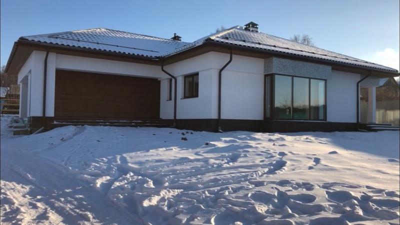Строительство дома из газоблока 2 сезон