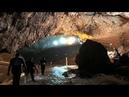 В Таиланде группа дайверов зашла в пещеру остающихся там 5 человек эвакуируют одновременно…