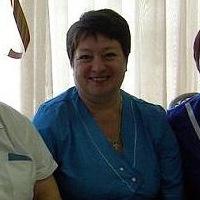 Марина Хованова-Сальникова
