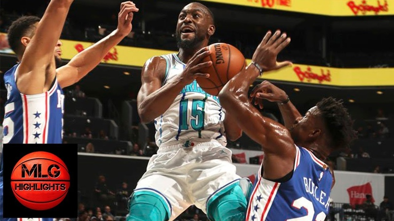Philadelphia Sixers vs Charlotte Hornets Full Game Highlights   11.17.2018, NBA Season