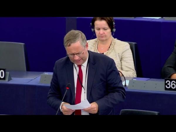 Jai demandé un débat pour défendre les entreprises européennes contre lembargo anti-Iran des USA !
