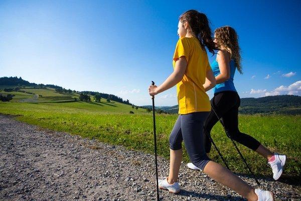 Что такое фитнес ходьба?