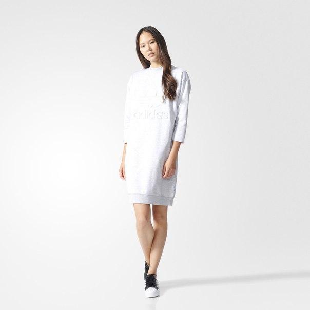 Платье Sweatshirt