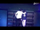 [Hae-Girls fancam] 140317 D&E Japan Tour concert in Fukuoka -#Donghae focus 'Love That I Need'