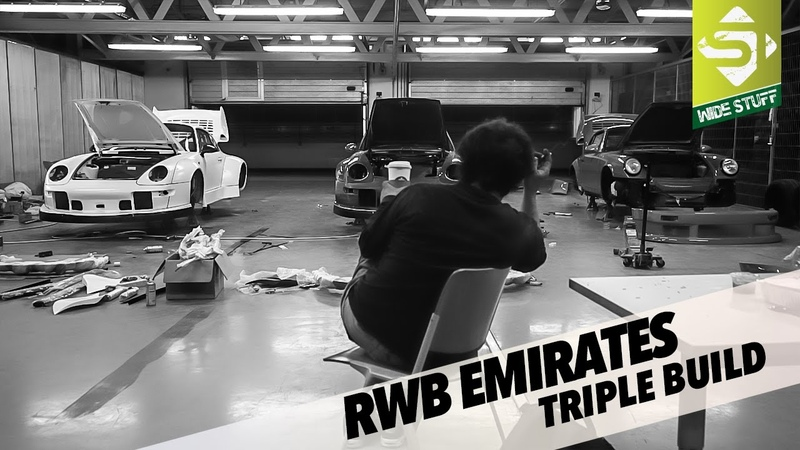 Sidney Industries | RWB Emirates | Triple Build