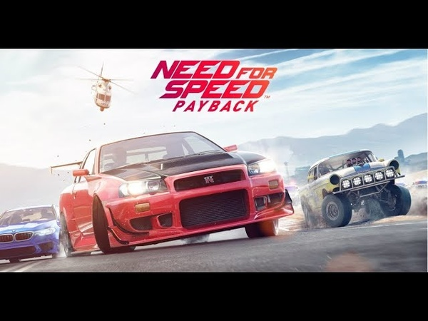 Need For Speed PAYBACK 2018 Eminem - New Wave ft. 2Pac 2018 for Iron Men