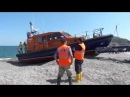 RNLI Trials at LLandudno