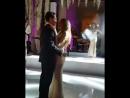 Танец Генриха Кристиана и Изабеллы на свадебном приеме