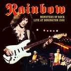 Rainbow альбом Monsters Of Rock Live At Donington 1980
