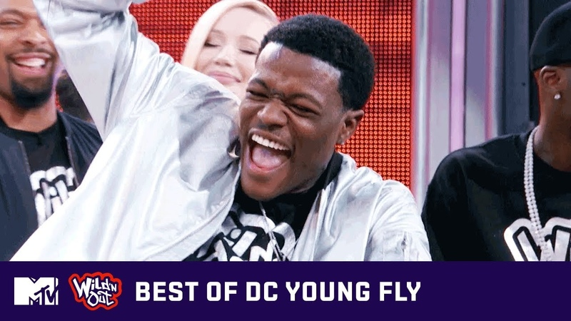 DC Young Fly's BEST Freestyle Battles 🎤 Most Hilarious Insults (Vol. 1) | Wild 'N Out | MTV