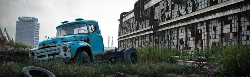 Откуда берутся грузовики ЗИЛ: расследование Авто Mail