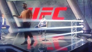 СКАНДАЛ!!! Боец UFC Андрей Орловский покинул студию МАТЧ ТВ во время прямого эфира