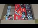 Конструктор LEGO Ninjago и Бур Makita D 00066 SDS 6х160 - Распаковка посылки с OZON №6