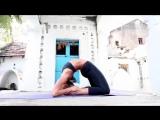 Красивая йога от Sofia Xirotiri