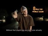 Пародия на музыкальный клип Eminem ft. Rihanna -