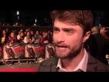 Интервью Джуно для «Filmbeat» на премьере фильма «Рога» в Лондоне / 20.10.14