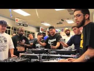 Thud Rumble | Battle Ave. | Mega DJ Center - Cut 2 Cut Houston Finals
