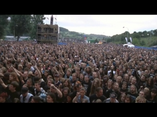 Grave Digger - Excalibur _Masters of Rock 2013.