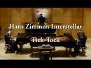 Tick Tock Hans Zimmer Interstellar Piano Organ Cover