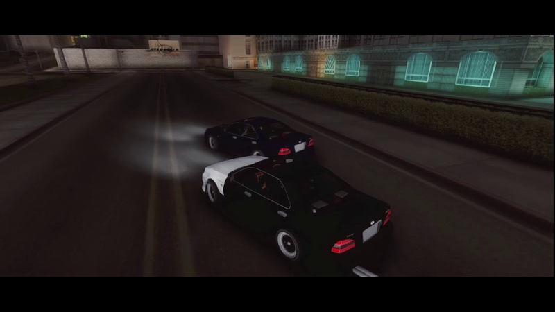 Nissan Laurel C35/Elderly Drift demo