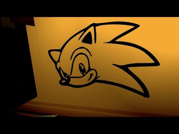 Bendy And The Dark Revival Sonic Edition (Announcement Trailer)