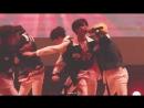 фанкам 180523 Выступление Stray Kids с District 9 фокус на Хана @ 37th Woonhyun Music Festival