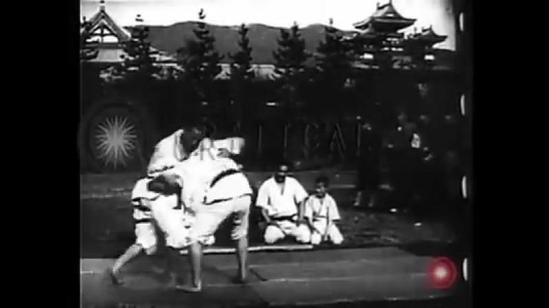 Дзю-дзюцу и кендо, 1900г