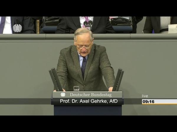 Axel Gehrke (AfD) Herr Spahn, jetzt haben sie die Drei-Klassen-Gesellschaft erfunden
