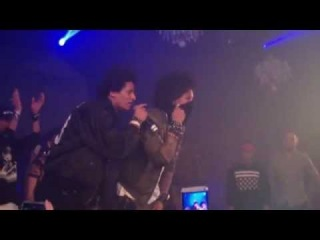 Les Twins Afterparty Noxx - Dancers #2 + Crazy freestyle on Jay Z