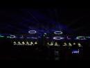 Лазерное шоу в самарской фан зоне площадь Куйбышева