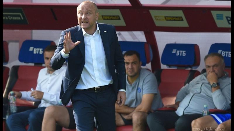 Дмитрий Хохлов: «Хотелось извиниться перед болельщиками за то, что было в матче против «Анжи»