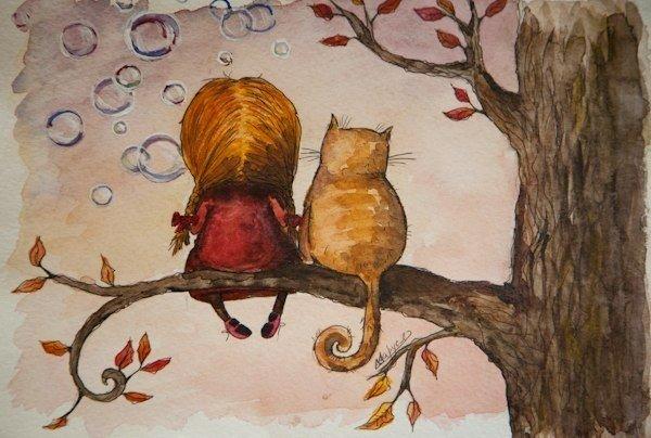 Я всегда стремлюсь к тишине. Если вокруг разрушается то, что казалось вечным, а надежда вяло трепыхается на иссохшей земле, мне хочется только туда - в тишину.