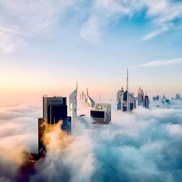 Новогодний тур в Эмираты на 7 ночей с завтраками за 34700 рублей с человека в декабре
