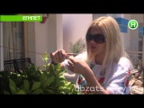 Украинская проститутка поехала ебать мозги в Египет