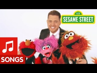 Sesame Street: Believe in Yourself Song (Michael Bublé & Elmo)