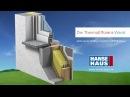 Die HANSE HAUS ThermoEffizienz-Wand